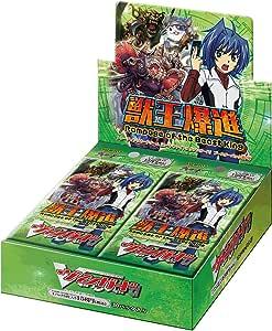 カードファイト!! ヴァンガード VG-BT07 ブースターパック 第7弾 獣王爆進 BOX