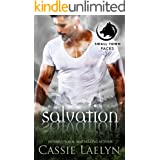 Salvation: Wolves of Woodland Falls (Small Town Packs)
