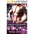 Bound: A Sci-Fi Alien Warrior Romance (Tribute Brides of the Drexian Warriors Book 6)