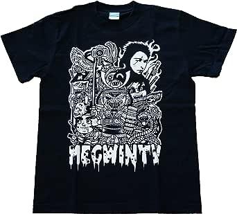 MEGWIN TV Tシャツ 2013モデル ブラック (S)