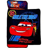 Disney Cars Toddler Rolled Nap Mat, Cars -Rule The Road
