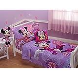 Disney Minnie Mouse Toddler Bedding Set