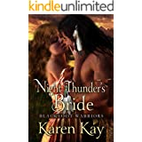 Night Thunder's Bride (Blackfoot Warriors Book 3)