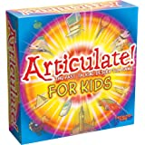 Drumond Park Articulate! for Kids - Family Kids Board Game | The Fast Talking Description Game | Family Games for Adults and