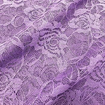 55c6377ed5fc3 KMS バラ柄 レース 生地 幅150㎝ ハンドメイド 材料 素材 衣装 ドレス カーテン (1m