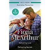 Delivering Love/Delivering Secrets (Midwife/Maternity)
