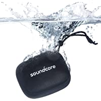 Anker Soundcore Icon Mini Bluetoothスピーカー 防水 風呂 コンパクト ステレオペアリ…