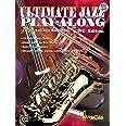 Ultimate Jazz Play-along E-flat (Ultimate Play-along Series)