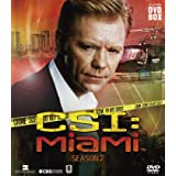 CSI:マイアミ コンパクト DVD‐BOX シーズン2