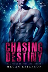 Chasing Destiny (Silver Tip Pack Book 2) Kindle Edition