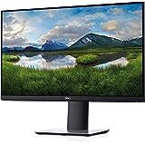 Dell 狭額縁液晶 P2418D/23.8インチ/IPSパネル/2K解像度/HDMI/DP/画面回転/高さ調整/フレームレスUSB3.0高速ハブ(整備済み品)