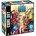 Marvel: Crisis Protocol CP01en Atomic Mass Core Game, Various, 259 Pieces