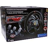 Thrustmaster T300 Ferrari Alcantara Edition Racing Wheel (4160653) for PS4, PS3 and PC