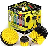 Bathroom Surfaces Tub, Shower, Tile and Grout All Purpose Power Scrubber Cleaning Kit