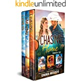 Chasing Home Boxed Set: A Christian Cowboy Romance Boxed Set (Triple Star Ranch Romance Boxed Set Book 1)