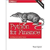 Python for Finance 2e: Mastering Data-Driven Finance