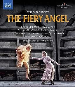 プロコフィエフ: 歌劇《炎の天使》 [Blu-ray]