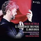 マヌエル・デ・ファリャ : バレエ音楽 「三角帽子」 「恋は魔術師」 (Manuel de Falla : El Sombrero de Tres Picos   El Amor Brujo / Mahler Chamber Orchestra  