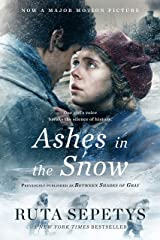 Ashes in the Snow (Movie Tie-In) Paperback