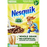 NESTLÉ NESQUIK Whole Grain Cereal, 650g