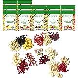 Freeze Dried Fruit: 15 Delicious Crispy Fruits Strawberry, Blueberry, Raspberry, Banana, Mango & More. 226.8g (8oz) 1/2 Pound