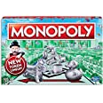MONOPOLY - Classic Family Board Game - Buy, Sell, Dream and Scheme your way to Riches - Board Games and Toys for Kids - Boys