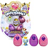 Hatchimals 6047212 Colleggtibles Royal Multipack with 4 Hatchimals and Accessories