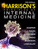 Harrison's Principles of Internal Medicine 19/E (Vol.1 & Vol.2) (ebook) (English Edition)
