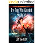 The Boy Who Couldn't Fly Home: A Gay Teen Coming of Age Paranormal Adventure about Witches, Murder, and Gay Teen Love