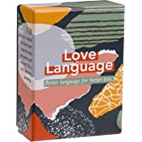 Love Language: Card Game - 150 Conversation Starter Questions for Couples - To Explore & Deepen Connections with your Partner