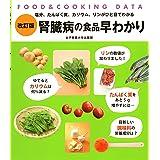 腎臓病の食品早わかり (FOOD&COOKING DATA)