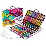Crayola Inspiration Art Case, Pink, 140 Piece