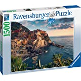 Ravensburger 16227 - Cinque Terre Viewpoint Puzzle 1500pc Jigsaw Puzzle