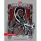 D&D Character Sheets (Dungeons & Dragons)