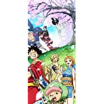 ONE-PIECE iPhone 11,Pro Max,XR,XS Max 壁紙 ワノ国編 ルフィ,ナミ、サンジ,チョッパー