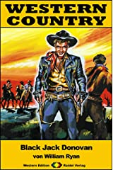 WESTERN COUNTRY 373: Black Jack Donovan (Western-Reihe) (German Edition) Kindle Edition