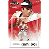 Nintendo amiibo Character Ryu (Smash Bros Collection)