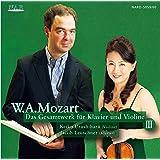 モーツァルト:ピアノとヴァイオリンのための作品全集Ⅲ