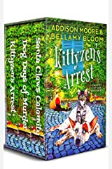 Country Cottage Mysteries: Books 1-3, Cozy Mystery (Country Cottage Mysteries Boxed Set Book 1) Kindle Edition