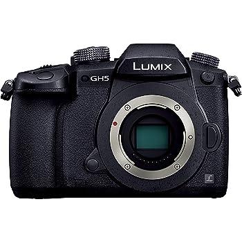 パナソニック ミラーレス一眼カメラ ルミックス GH5 ボディ ブラック DC-GH5-K