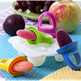 Nuby Garden Fresh Fruitsicles Frozen Purees Moulds