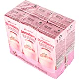 Binggrae Strawberry Flavour Milk, 200ml (Pack of 6)