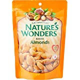 Nature's Wonder Baked Almonds, 200g