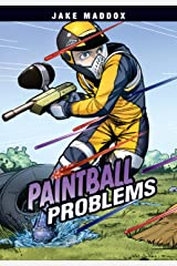 Paintball Problems (Jake Maddox Sports Stories) Kindle Edition