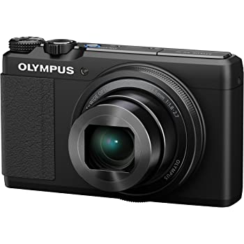 OLYMPUS デジタルカメラ STYLUS XZ-10 1200万画素 裏面照射型CMOS F1.8-2.7レンズ ブラック XZ-10 BLK