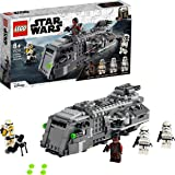 LEGO 75311 Star Wars Imperial Armoured Marauder Building Toy for Kids Age 8+, Mandalorian Model Set with 4 Minifigures