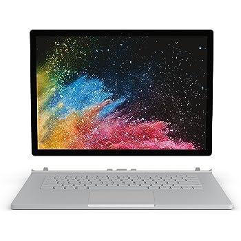 マイクロソフト Surface Book 2 [サーフェス ブック 2 ノートパソコン] Office Premium 搭載 15 インチ PixelSense™ ディスプレイ Core i7/16GB/512GB GPU搭載 FUX-00010
