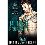 Puck's Property: A Bad Boy Biker Romance (The Demon Squad MC Book 5)