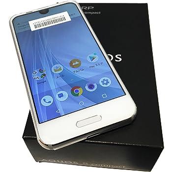 SH-M06-W(ホワイト) AQUOS R compact SIMフリ- LTE対応 32GB