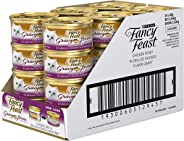 Fancy Feast Gravy Lovers Chicken Wet Cat Food, 24 Can, 24X85g